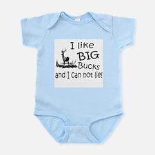 BIG Bucks Infant Bodysuit