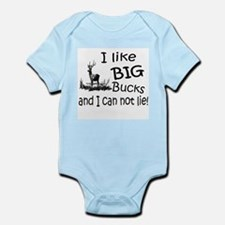 BIG Bucks Onesie