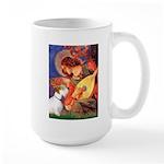 Angel/Sealyham L1 Large Mug