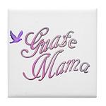 GuateMama 4 Tile Coaster