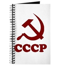CCCP & Sickle and Hammer Journal