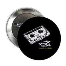 """Audiophile 2.25"""" Button (10 pack)"""
