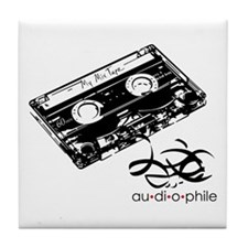 Audiophile Tile Coaster