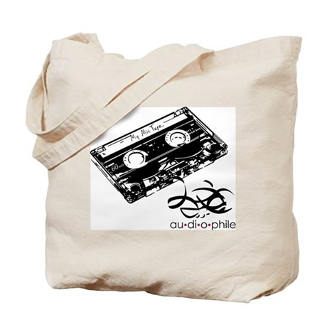 Audiophile Tote Bag