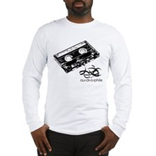 Audiophile Long Sleeve T-Shirt