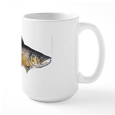 Brown Trout Art Mug