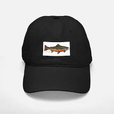 Fly Fishing Art Designed by J Baseball Hat