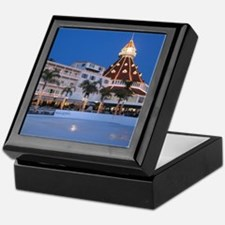 Hotel Del Coronado Holiday Keepsake Box