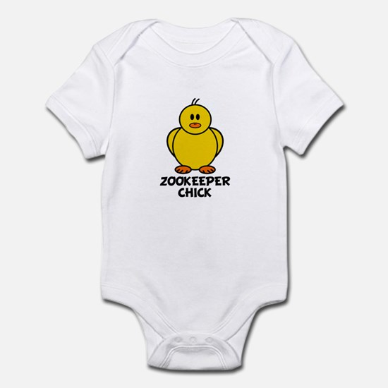 Zookeeper Chick Infant Bodysuit