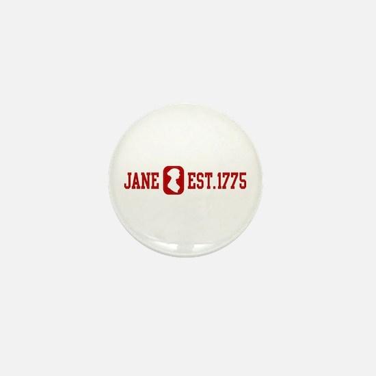 Jane Est.1775 Mini Button