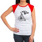 That's How I Roll Women's Cap Sleeve T-Shirt