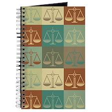 Law Pop Art Journal