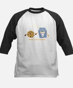Cookies and Milk Kids Baseball Jersey