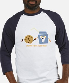 Cookies and Milk Baseball Jersey