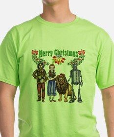 Merry Christmas From Oz T-Shirt