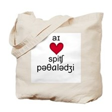 Cute Phonology Tote Bag