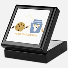 Cookies and Milk Keepsake Box