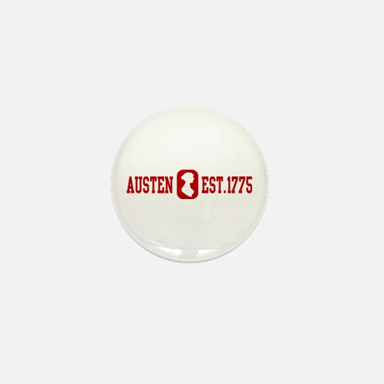 Austen Est.1775 Mini Button