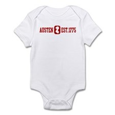Austen Est.1775 Infant Bodysuit