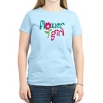 Flower Girl Women's Light T-Shirt
