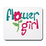 Flower Girl Mousepad