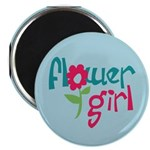 "Flower Girl 2.25"" Magnet (10 pack)"