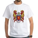 Borges Family Crest White T-Shirt
