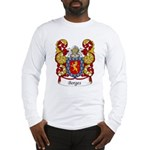 Borges Family Crest Long Sleeve T-Shirt