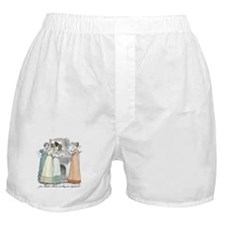 Pride & Prejudice Ch 16 Boxer Shorts