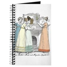 Pride & Prejudice Ch 16 Journal