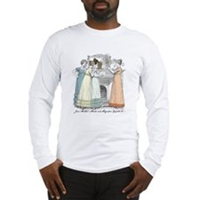 Pride & Prejudice Ch 16 Long Sleeve T-Shirt