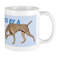 Proudly Owned Weimaraner Small Mug