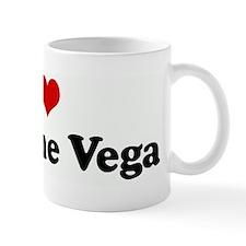 I Love Suzanne Vega Mug