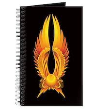 Heru Behutet golden disc Journal