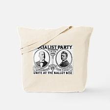 VOTE FOR EUGENE DEBS Tote Bag