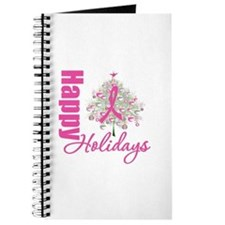 PinkRibbon X-MasTree Journal