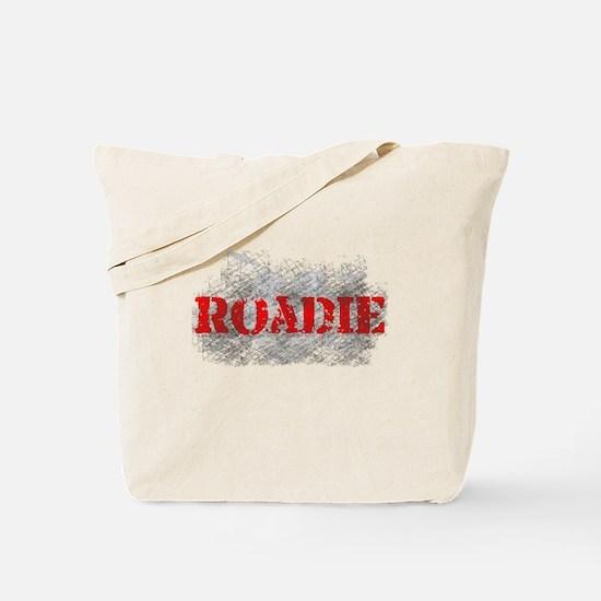 Rock n Roll Roadie Tote Bag