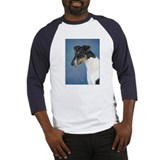 Smooth fox terrier Baseball Tee