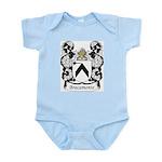 Bracamonte Family Crest Infant Creeper