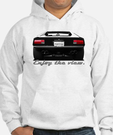 "Pantera ""Enjoy the view."" Hoodie"