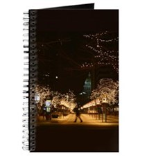 Downtown Night LIghts Journal