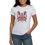 Brito Family Crest Women's T-Shirt