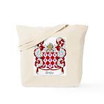 Brito Family Crest Tote Bag