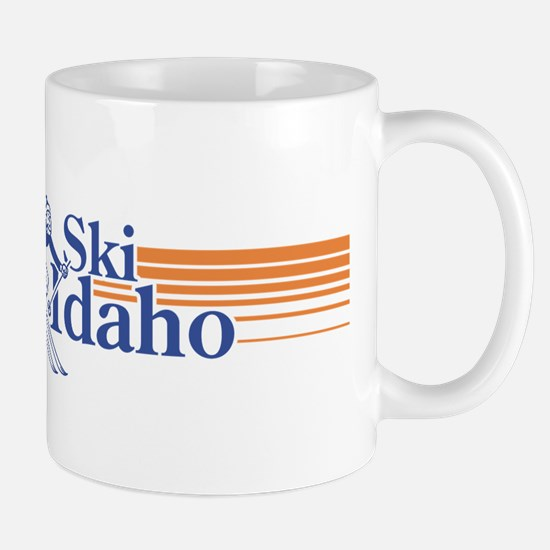 Ski Idaho (male) Mug