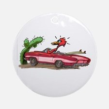 rOaDrUnNeR Ornament (Round)