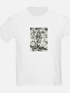 Battle field Kids T-Shirt