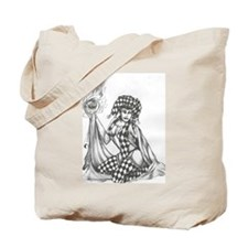 Sexy jester Tote Bag