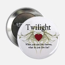 """Twilight Live Forever 2.25"""" Button"""