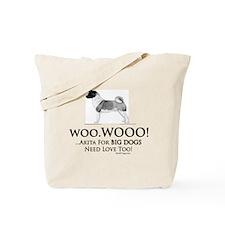 oddFrogg Cool Akita Tote Bag