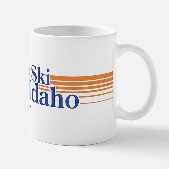 Ski Idaho (female) Mug